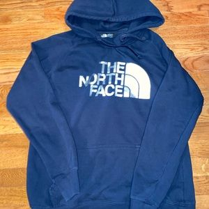 The north face woman's hoodie